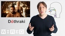 How to Create a Language Dothraki Inventor Explains WIRED