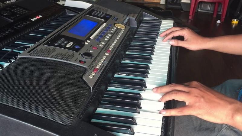 Yamaha psr 550 remix đêm trăng tình yêu Bán đàn piano