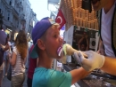 Стамбульский мороженщик 3