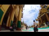 Shwedagon Pagoda ,Yangon,Myanmar