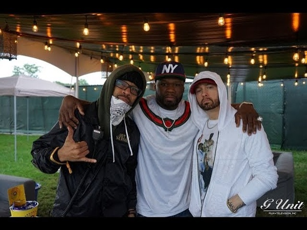 50 Cent 2018 Recap Featuring Eminem John Travolta Redman Tony Yayo Gerard Butler More