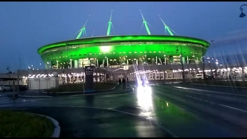 стадион Зенит-Арена, Санкт-Петербург
