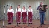 Игра на баяне русских народных песен