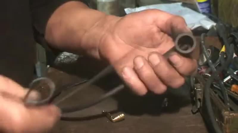 Изготовление ВВ-проводов на Инжекторные АВТО. Высоковольтные провода.