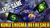 Kuku Enigma Refresher EPIC GAME Dota 2