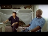 Chinese Man Lectures African
