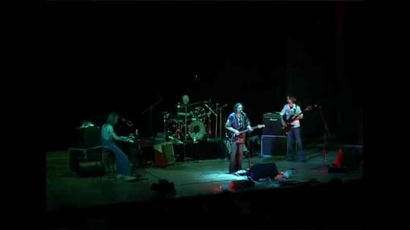 Thrill is Gone, J.A.M. Blues-Rock Band