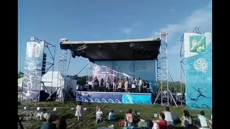 Маркеловы голоса.фест Живая вода, Колывань