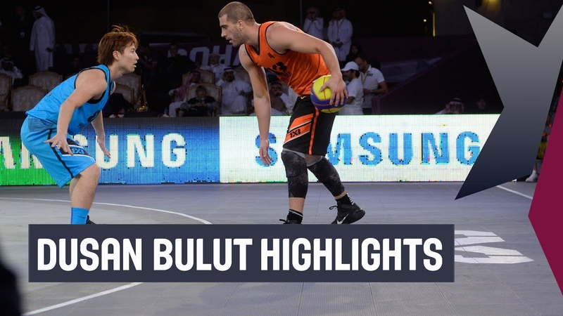 Amazing Performance - All of Bulut's 36 points - 2014 FIBA 3x3 All Stars