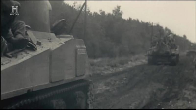 History Channel Забытые свидетельства войны Операция Маркет Гарден Огород