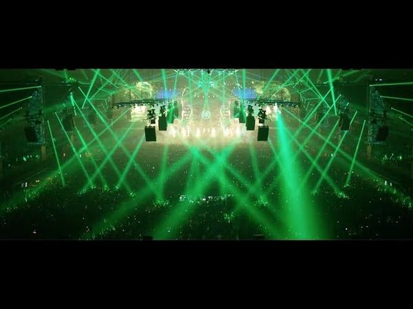 Hard Bass 2018 | Team Green live set by D-Block S-te-Fan, Zatox Wildstylez
