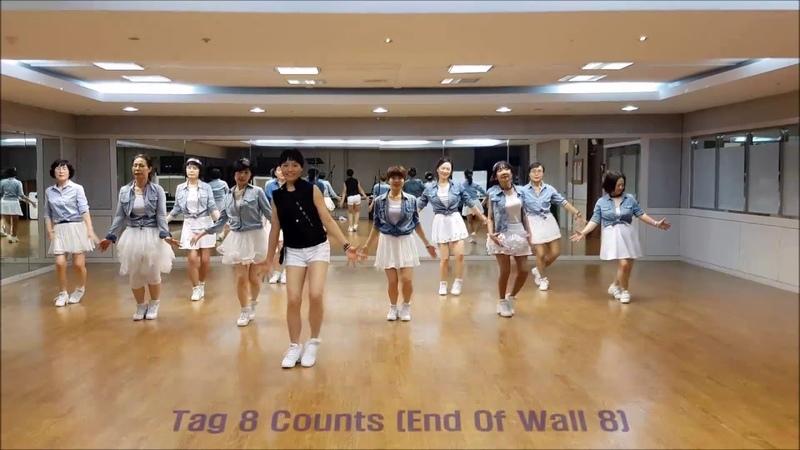 Love Wifi Line Dance(Beginner Level)