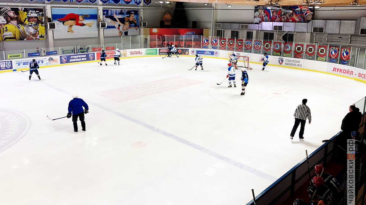хоккей, чайковский район, 2018 год