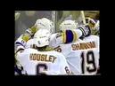 Alexei Kasatonov last ever NHL playoff goal saves Blues (1994)