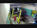 Hyundai Solaris / Кузовной ремонт в Губкине / Shaman31