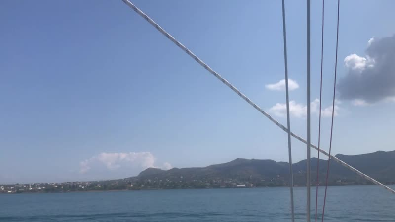 Корфу - путешествие на яхте