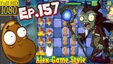 Plants vs. Zombies 2 (China) - New Coffee Bean - New Archmage Zombie - Dark Ages Night 13 (Ep.157)