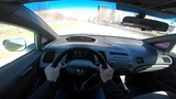 2008 Honda Civic 1.8L POV TEST DRIVE