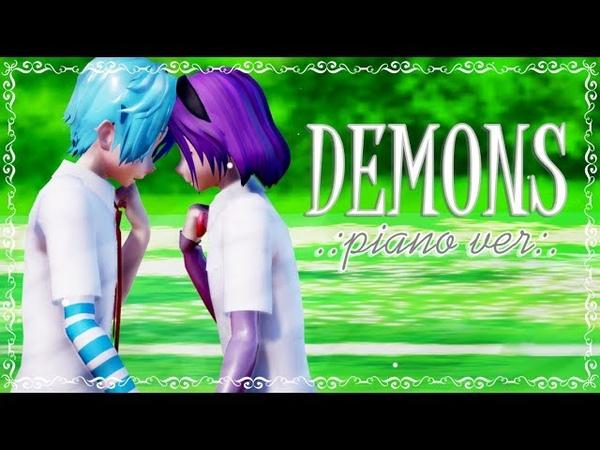 (MMD x FNAFHS) .Demons. ~ BxB T2