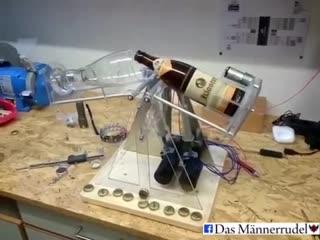 Diy beer pouring machine 🍻