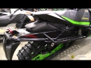 2014 Arctic Cat ZR 6000 El Tigre Limited Sled Walkaround 2017 Toronto Snowmobile ATV Show