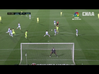 «Леганес» - «Барселона». Обзор матча