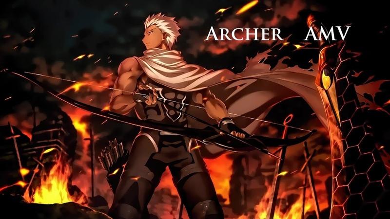 Archer | Hero of Justice | - AMV/ASMV ᴴᴰ
