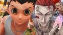 JUMP FORCE - Gon Hisoka, Combos, Supers, Ultimate Attacks Hunter X Hunter