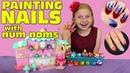 Num Noms Scented Nail Polish Maker- DIY Nail Polish!!