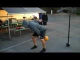 Steve Maxwell Alternating Single Hand KB Swing
