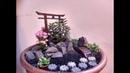 DIY Decoração Estilo Oriental para Mini Jardim