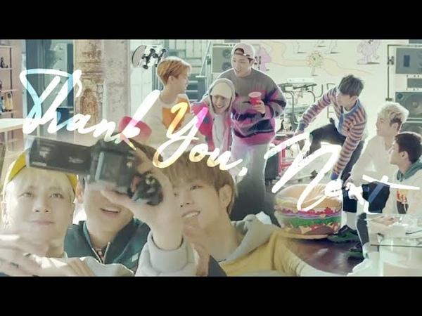Thank You, Next || K-POP Multi-Male FMV