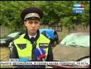 «Форд» с аварии на Иркутном мосту и другие «обитатели» штрафстоянки В Иркутске открылась выставка р