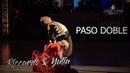 Riccardo Cocchi and Yulia Zagoruychenko   Showdance Paso Doble I Platinum Dancesport Classic 2018