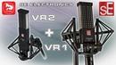 SE ELECTRONICS VR2 VR1 (что мы знаем про ленточные микрофоны и запись на них)