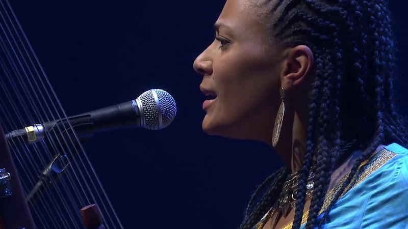 Sona Jobarteh plays Gambia, Live in Hungary