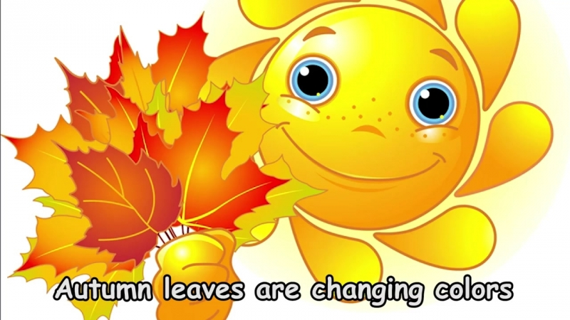 Autumn Songs for Children - Autumn Leaves are Falling Down - Kids Songs by The L
