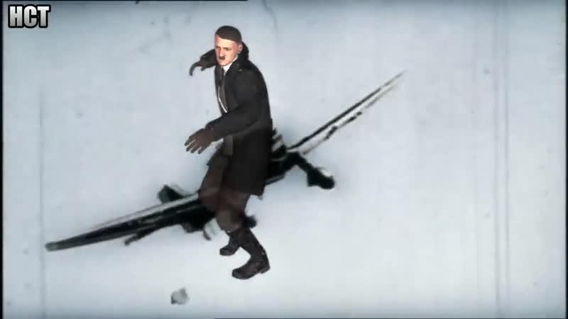 Adolf Hitler Dank Shooting Stars