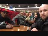 Antonio Madface, Fredro Starr, Рем Дигга, ШАМА - Shout to ONYX Official VK (Felix Montana) (Moscow, Russia) November 30, 2018