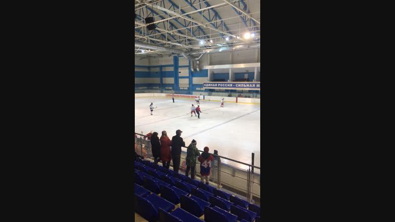 Дружба - Мотор финал Чемпионата Республики Марий Эл по хоккею