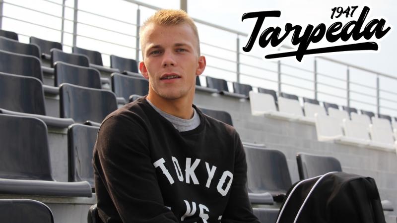 Black-White Day: Раман Крывулькін, абаронца № 59 Тарпеда Мінск.