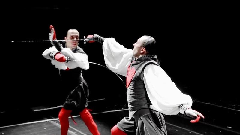 Бретер. Европейское историческое фехтование