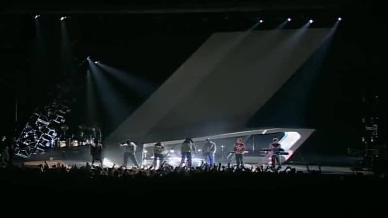 Pet Shop Boys Montage The Nightlife Tour