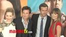 The Change Up Premiere Ryan Reynolds Olivia Wilde Sandra Bullock