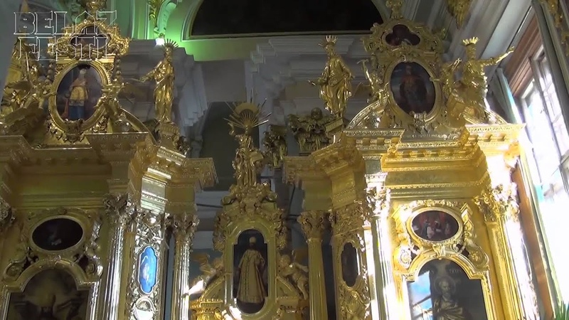 Петропавловский собор, Санкт Петербург - Peter and Paul Cathedral, St. Petersburg