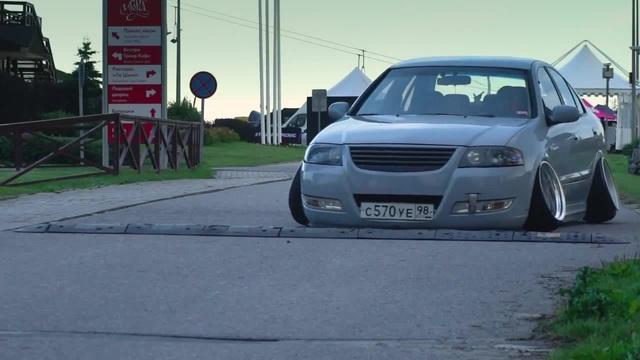 Nissan Almera 😱