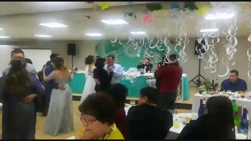 На свадьбе у Аммосовых 👰🏼🤵🌹❤️