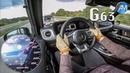 2019 Mercedes-AMG G63 (585hp) - 0-250 km/h acceleration!🏁