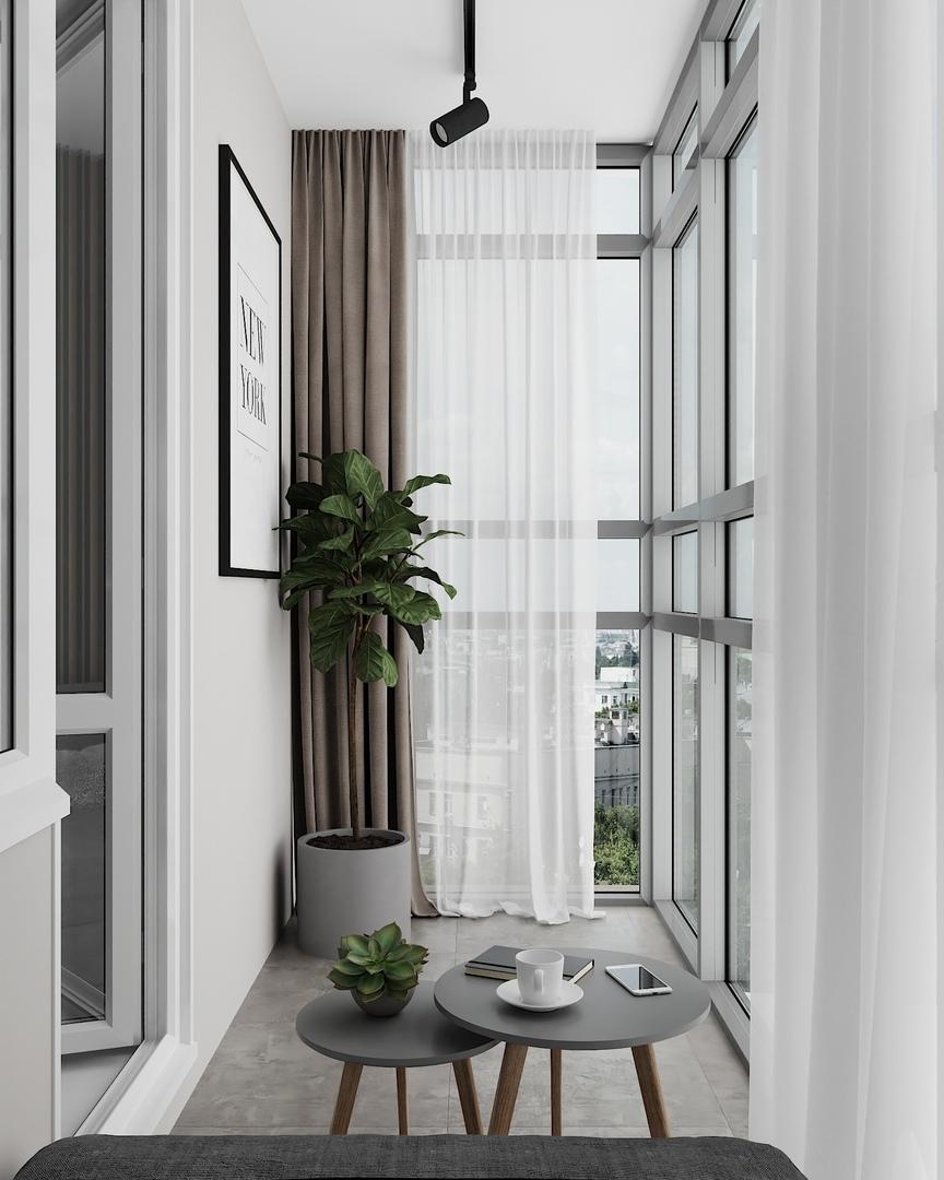 Проект квартиры от студии «А Б»