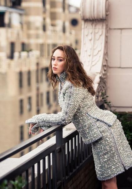 Alycia Debnam-Carey Coveteur, 2018